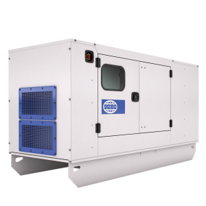 Single & 3 Phase Generator with Canopy